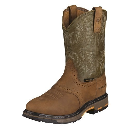 MENS ARIAT WORKHOG WESTERN WORK BOOT Thumbnail