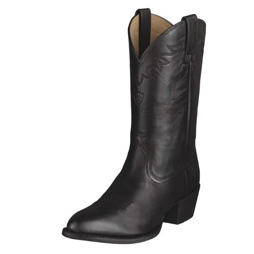 MENS ARIAT SEDONA BLACK WESTERN COWBOY BOOT Thumbnail