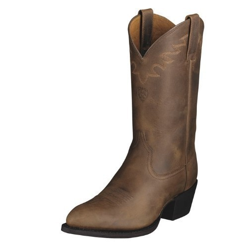 MENS ARIAT SEDONA BROWN WESTERN COWBOY BOOT Thumbnail
