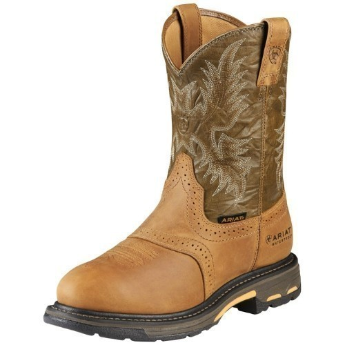 MENS ARIAT WORKHOG COMPOSITE TOE WORK BOOT Thumbnail
