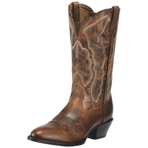 WESTERN HERITAGE SASSY R-TOE WESTERN BOOT Thumbnail