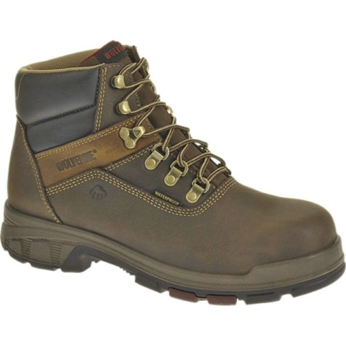 "WOLVERINE CARBOR 6"" EPX PC DRY WP WORK BOOT Thumbnail"