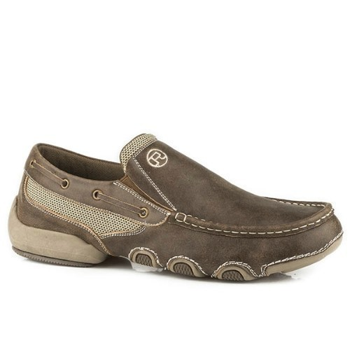 DRIVING MOC WRAPPED BOAT SHOE Thumbnail