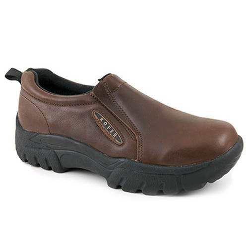 ROPER PERFORMANCE SPORT SLIP ON BROWN Thumbnail