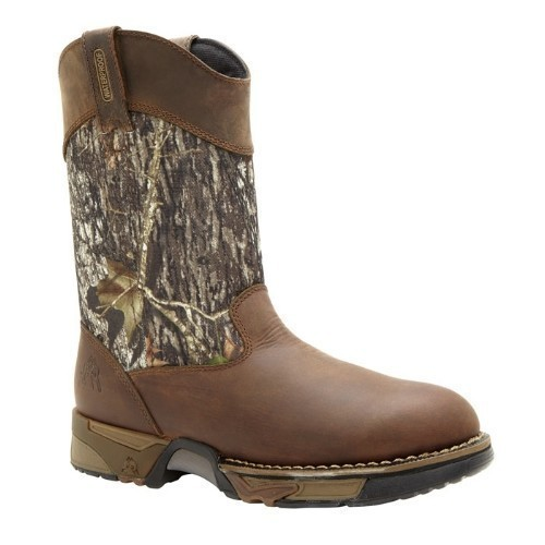 ROCKY AZTEC WATERPROOF CAMO PULL-ON BOOT Thumbnail