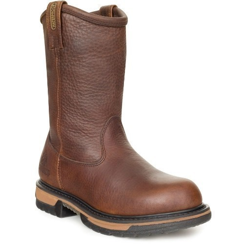 ROCKY IRONCLAD STEEL TOE WP WELLINGTON BOOT Thumbnail