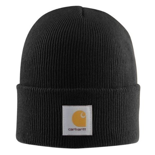 Carhartt Acrylic Watch Cap Black Thumbnail
