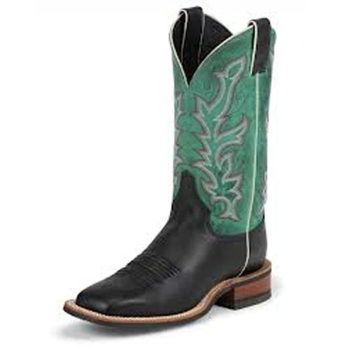 BENTRAIL BLACK SOFT ICE COWBOY BOOT Thumbnail