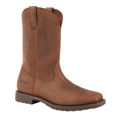 MENS FARM&RANCH WELLINGTON SQUARE TOE BOOT  Thumbnail