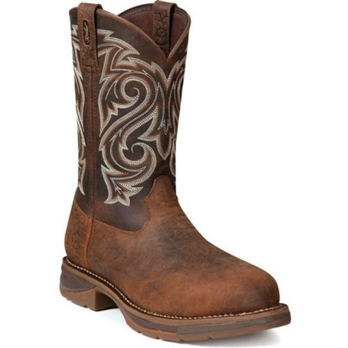 MENS WORKIN' REBEL COMPOSITE TOE WESTERN BOOT Thumbnail