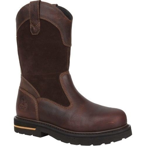 MENS GEORGIA LEGACY WELLINGTON WORK BOOT Thumbnail