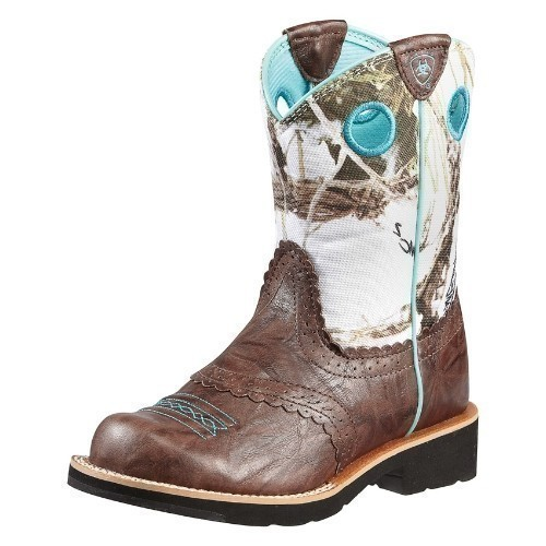 CHILDRENS FATBABY SNOWFLAKE WESTERN BOOT Thumbnail