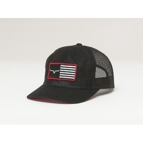 ALL MESH TRUCKER BLACK Thumbnail