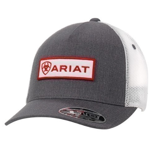 ARIAT GREY FLEX FIT Thumbnail