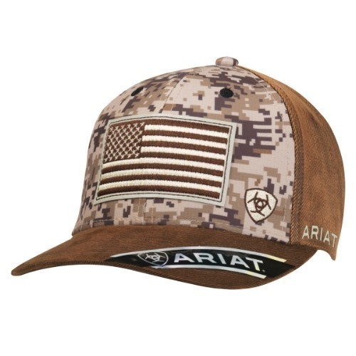 ARIAT FLAG LOGO FLEX FIT Thumbnail