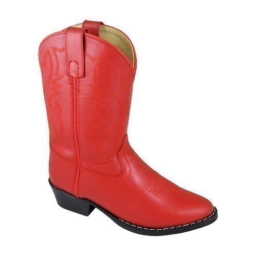 CHILD WESTERN BOOT RED Thumbnail