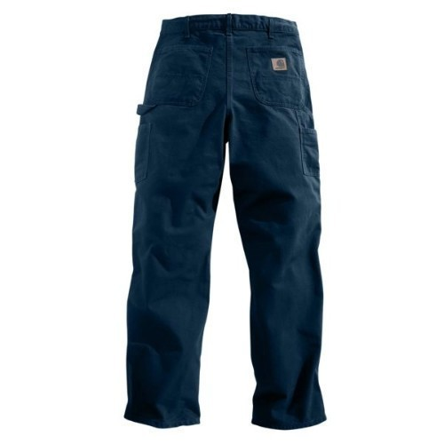 MENS WASHED DUCK WORK DUNGAREE JEAN Thumbnail