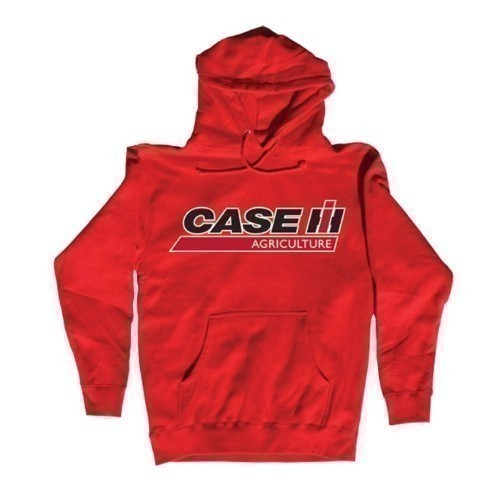 CASE IH AG PULLOVER RED HOODIE Thumbnail