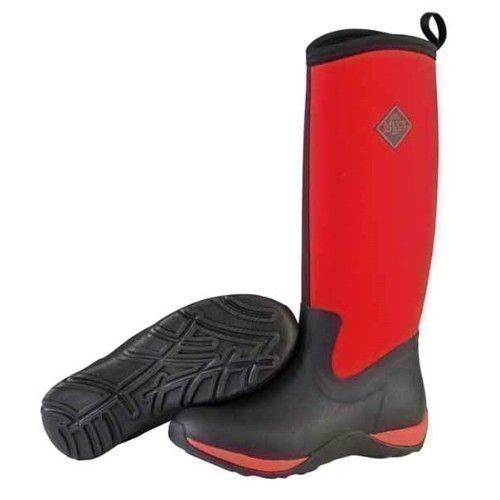 ARCTIC ADVENTURE HI WOMEN RED Thumbnail